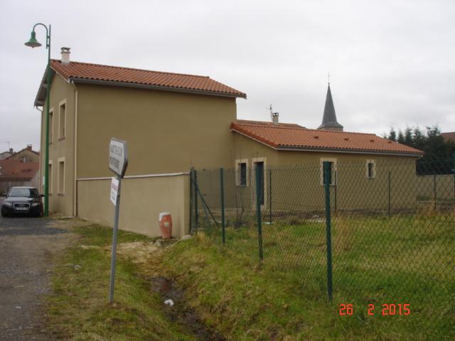 Rénovation de maison et extension à Précieux