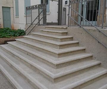 Realisation-de-l'entree-du-musee-d'Allard-de-Montbrison