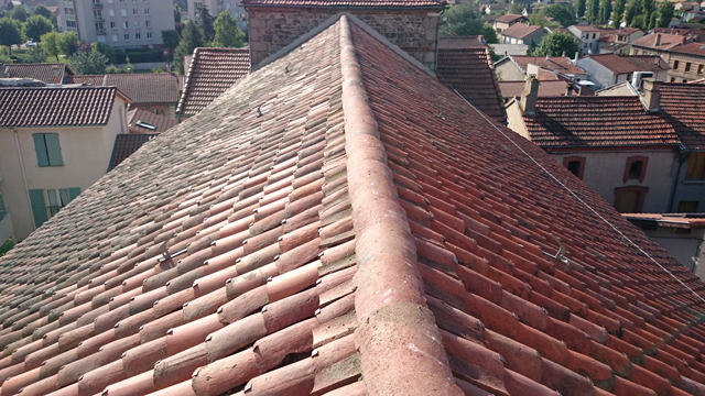 Remaniage couverture tuiles